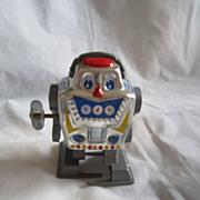 REDUCED Vintage 1950's Japanese Toy Robot Works!