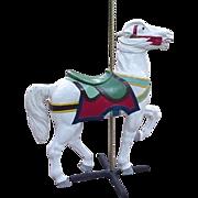 Carousel Horse:  Philadelphia Toboggan Company