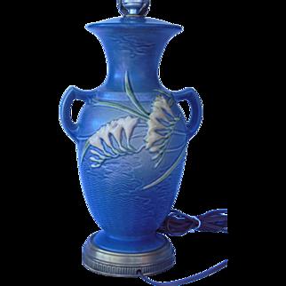Roseville Pottery Lamps