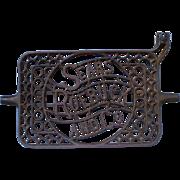 Cast Iron Sears & Roebuck Sewing Machine Treadle Peddle-1900's