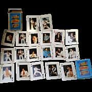 "Vintage Elvis Presley Photo Playing Card Deck "" The Best of Elvis"" 54 cards-1960's"