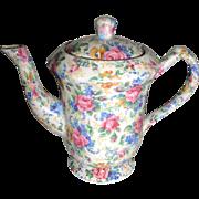 James Kent OLD Chintz Rosanlynde Coffee/Tea Pot