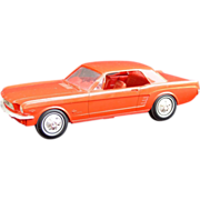 Ford 1966 Mustang Coupe Dealer Promo Car Nice!