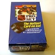 1990 Pro Set NHL Hockey  Sealed Box Series I