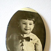 Cutest Ever Portrait Pocket Mirror