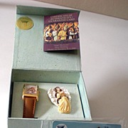 Ladies Watch With Angels Mint in Box