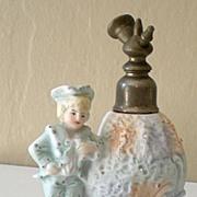 Gorgeous Vintage Figural Perfume Bottle Germany