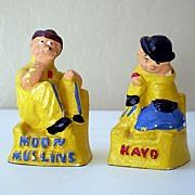 SALE Moon Mullins & Kayo Chalk Figures