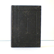 "SOLD 1907 Miniature  Hard Cover Edition ""The Book of Common Prayer"""