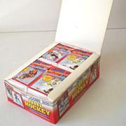 SOLD Full Box 1991 Score Hockey Cards 36 Sealed Packs