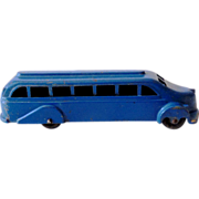 1930s Metal Masters Toy Bus