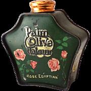 Early 1900s Palmolive Palm Olive Talc Powder Tin