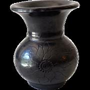 Native American San LLdefonso Pueblo Vase
