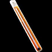 Vintage Kodak Glass Tube Darkroom Thermometer