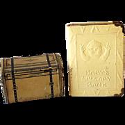(2) Vintage Children's Coin Banks