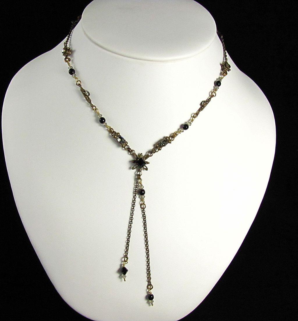 Vintage Sorrelli Necklace with Dangles