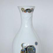 Superb Royal Tara Ireland Vase