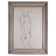 SALE Rodolphe Duguay (1891-1973) Superb Drawing