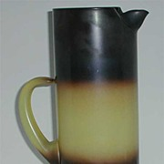 SALE Retro Tall Pitcher Martini Striped