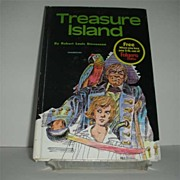 Treasure Island Folger  1971  book