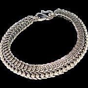 Vintage Silver Thailand Bracelet
