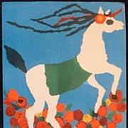 Children's Vintage Art