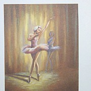 Ballerina Dancers by Robert Frederick