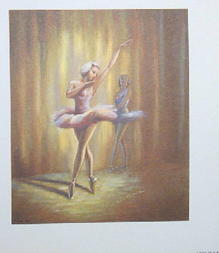 Ballerina Dancers by Robert Frederick