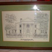 SALE Historic Goodwin House 1903 Raleigh, N. C.