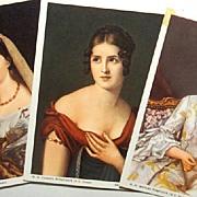 Vintage Ladies' Portraits