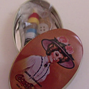 Coco Cola Sewing Tin