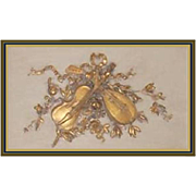 Trumeau Onlay Plaque