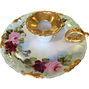 Limoges Chamber Stick Candle Holder
