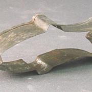 Tin Cookie Cutter Fish