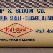 Philip S. Bloom Co. Advertising Sewing Kit