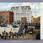 1906 New York City Hall of Records, City Hall