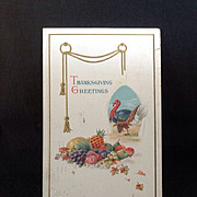1914  Thanksgiving Greetings