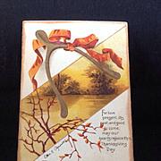 1913 Ellen Clapsaddle Cordial Thanksgiving Greetings
