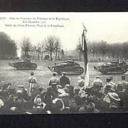 1918  World War I postcard