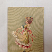 "SALE 1907 Valentine Postcard ""To My Sweetheart"" Undivided Back, Germany"