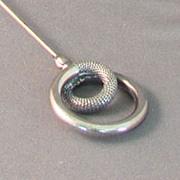 Snake Motif Hat pin