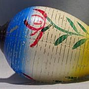 Large Colorful Japanese Lantern Figural Bulb