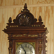 Large Lenzkirch Wall Clock