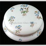 Charles Field Haviland Limoges Porcelain Powder Box Jar