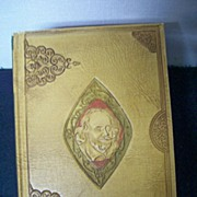 """SOLD Vintage Book """"Complete Works of Shakespeare"""" / Leatherette"""