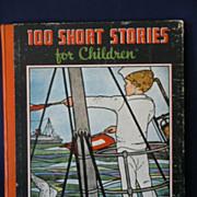 Whitman 100 Short Stories for Children