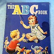 Cloth Like ABC Children's Book