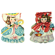 Paper Doll and Story  Cards