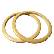 Vintage Bakelite Bracelet Spacers
