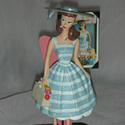 "Enesco Barbie Figurine ""Suburban Shopper"""
